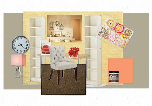 Mood Board-Office