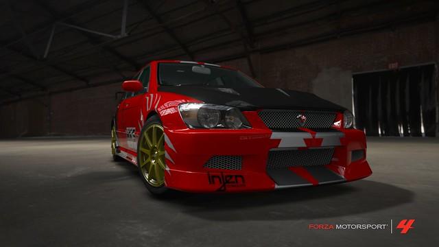 Toyota Altezza HKS 6968293676_df3969bb01_z