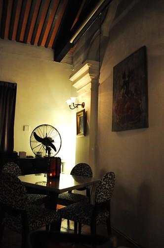 intimate corner