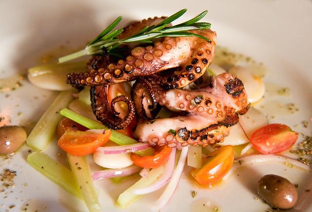 Octopus, Convivium Osteria
