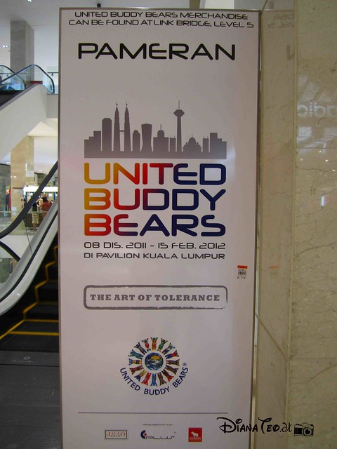 United Buddy Bears @ KL