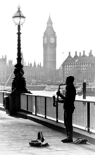 Sax on Southbank