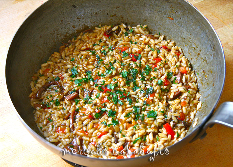 ARROZ CINCO CONTINENTES XVI