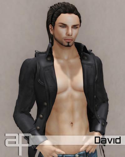 [Atro Patena]  - David by MechuL Actor