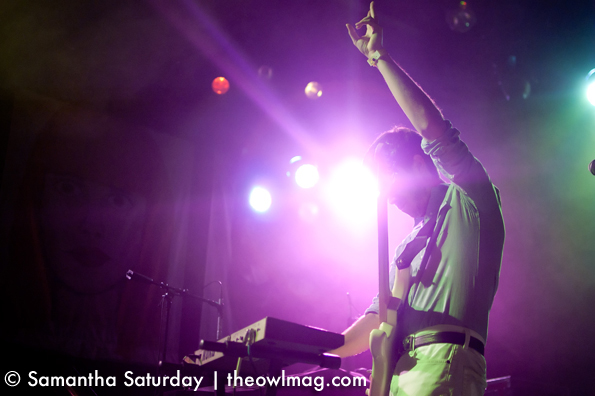 Ben Browning @ El Rey Theater, LA 5/3/12
