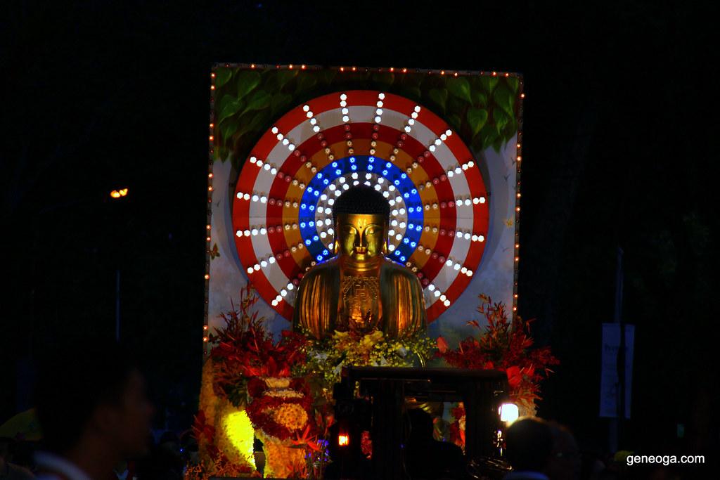 One-tonne statue of Buddha