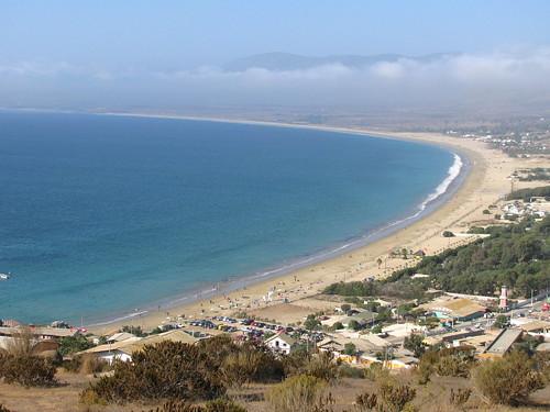 Bahía de Guanaqueros