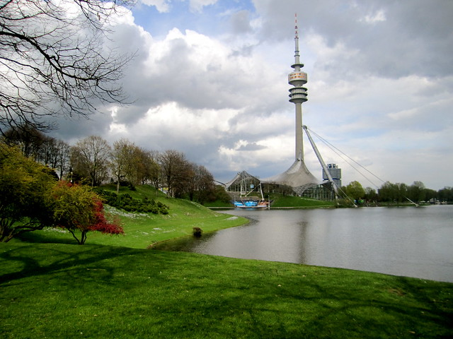 Olympia park & tower