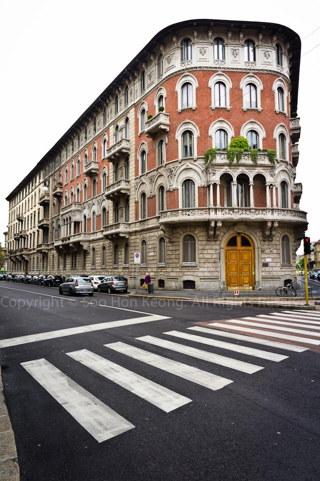 Milan @ Italy