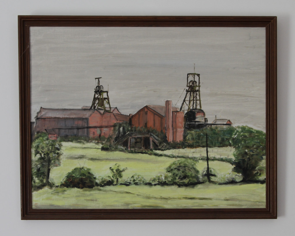 Summer, Bedford Colliery, 1963