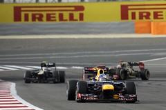 F1 BAHRAIN GRAND PRIX 2012