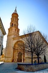 Nuestra Señora de los Ángeles (Burbáguena, Teruel)