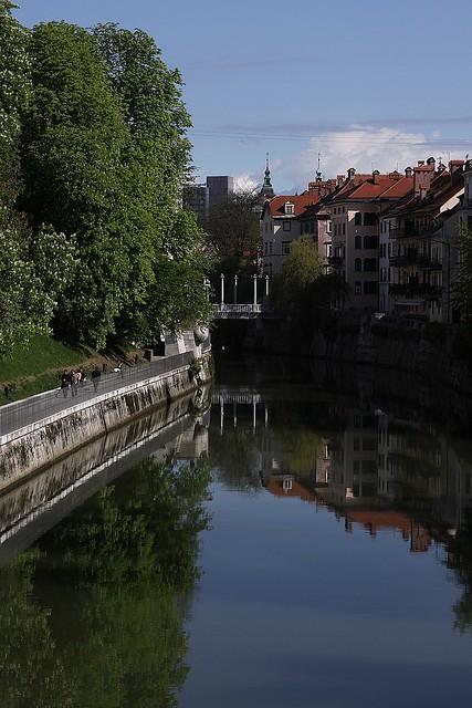 Ljubljana in Spring #02