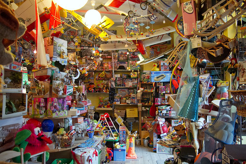 Toys everywhere