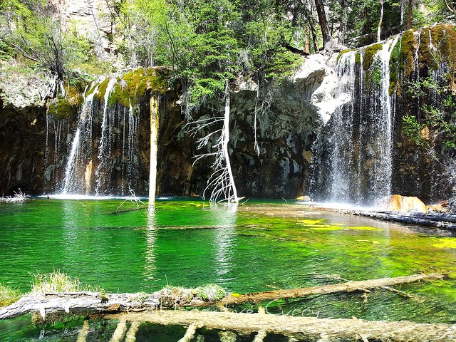 Hanging lake, Glenwood Springs ,CO