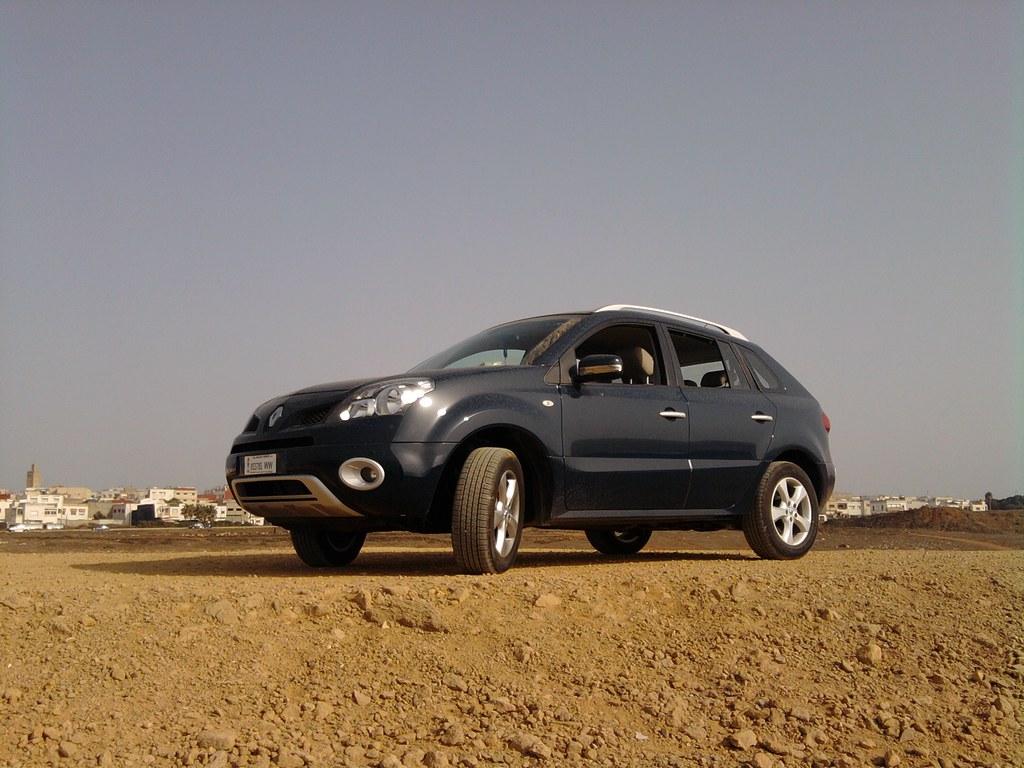 [Goa] Renault Koleos 2.5L 16v 170chx Privilège  7157340912_a6fbb78094_b