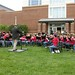 5/9/12 - 12:19 AM - School of Music students perform for Maryland Day guests.