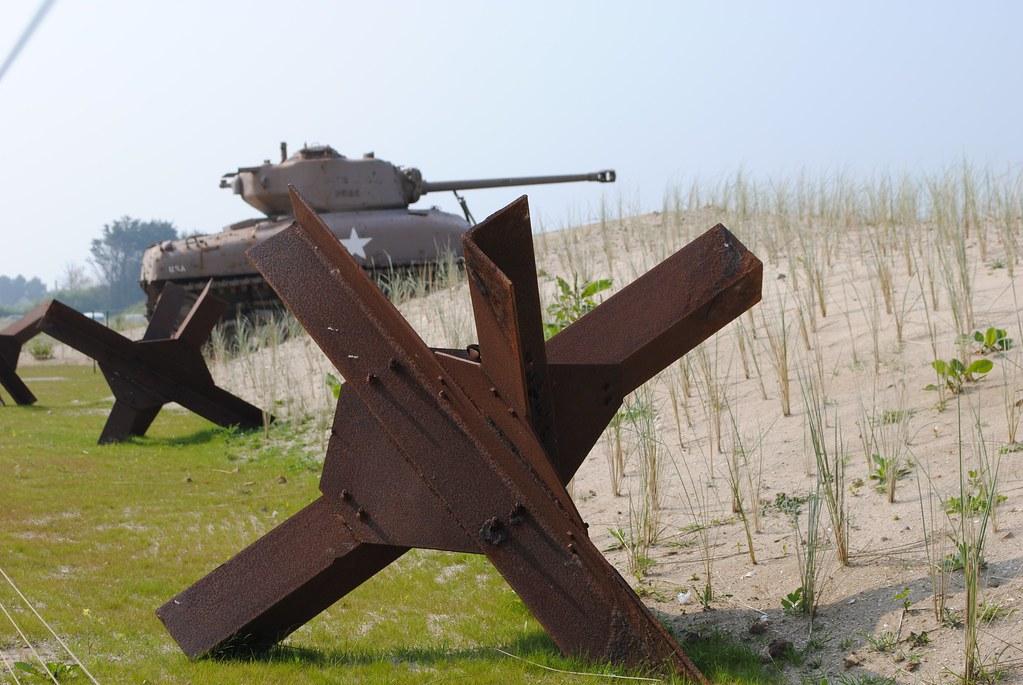 D-Day Invasion: Utah Beach Museum