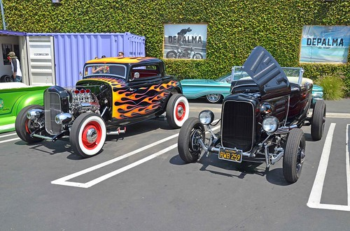 DePalma Art & Kustom Show by KID DEUCE