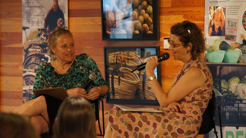 June 7, 2012, Brenda Langton and Atina Diffley Book Signing at the Mill City Museum