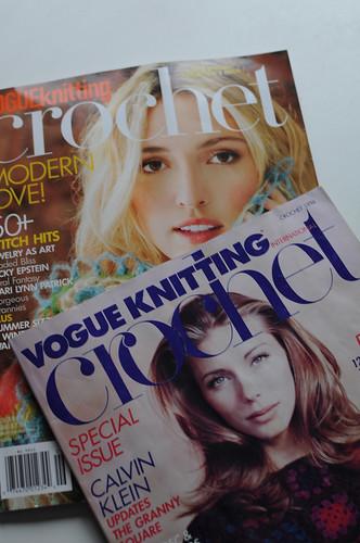 vogue crochet 1994-2012