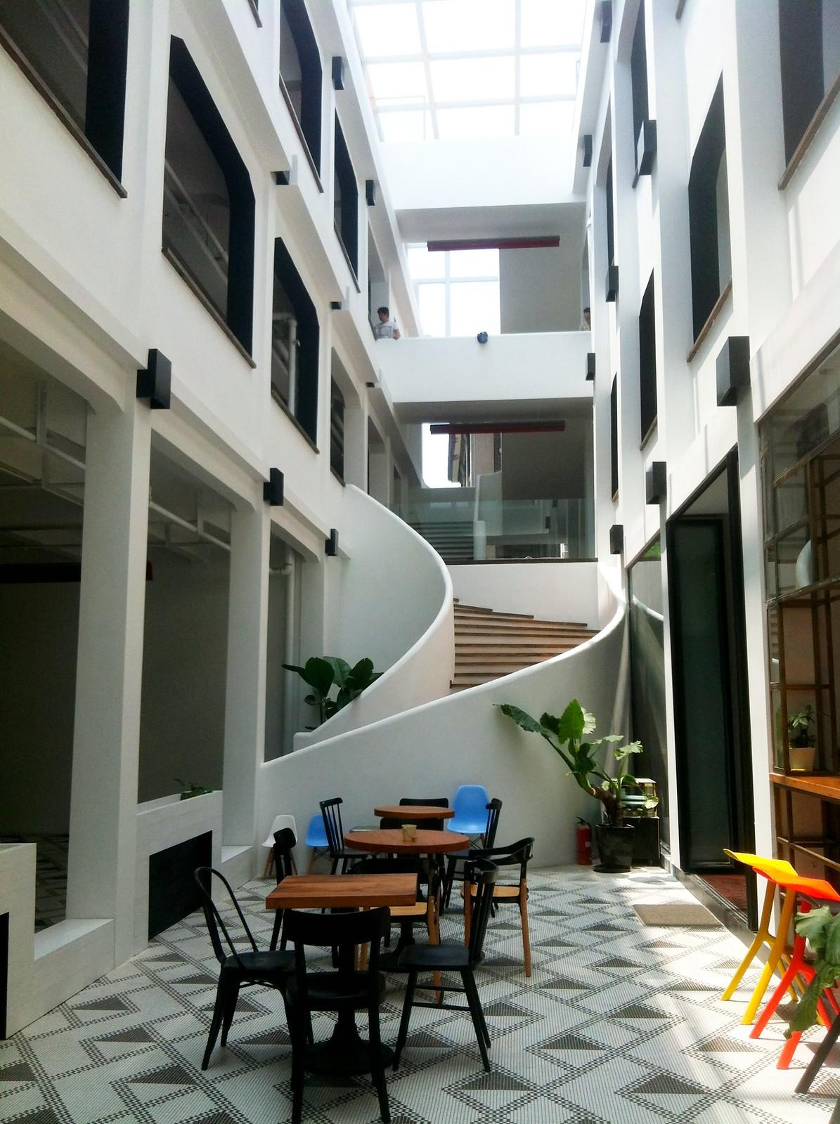 AllSet Learning's new office building
