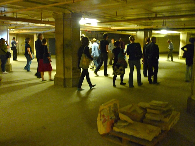 Sub floor