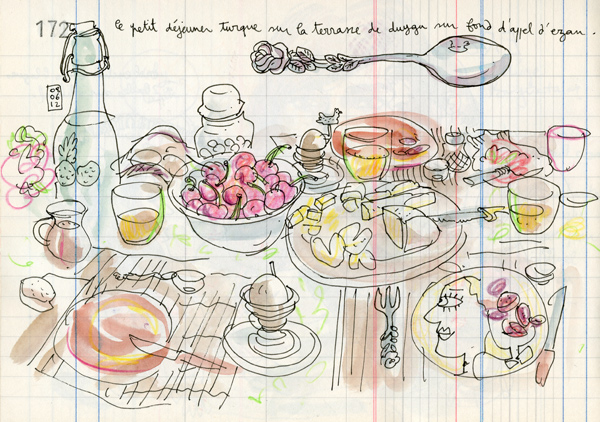 istanbul - breakfast