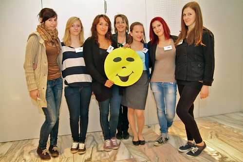 Projektteilnehmer der HLW in Ossiach