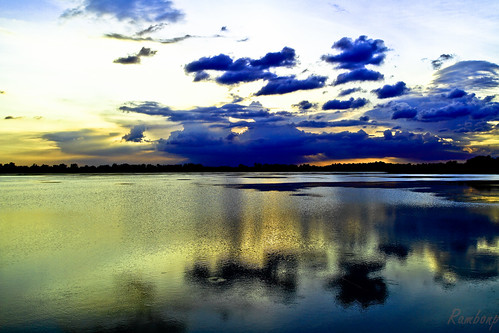 """blue trees red sky lake water birds clouds sunrise canon swans boating chandigarh simmer lanndscape """"india"""" flickraward sukhnalakechandigarh canonedge"""