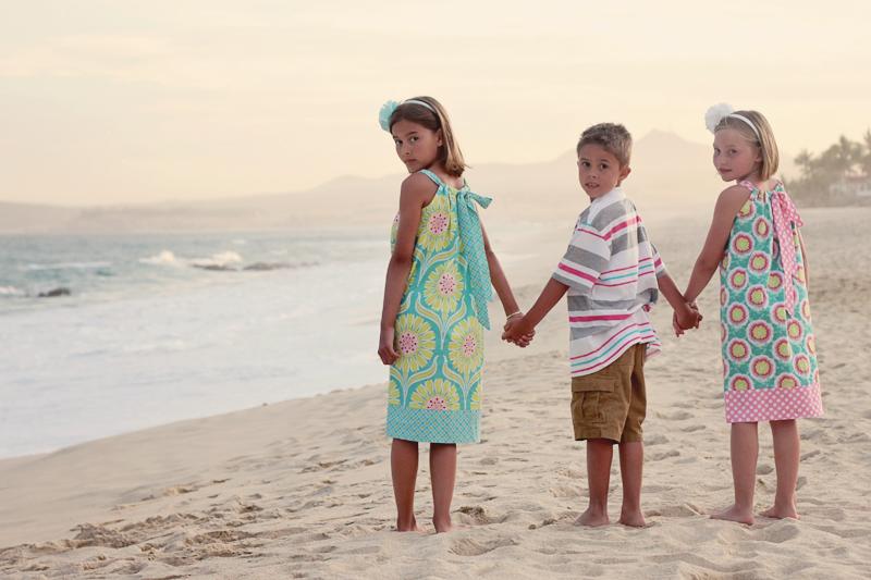 kids on beach- rosy cream-facebook