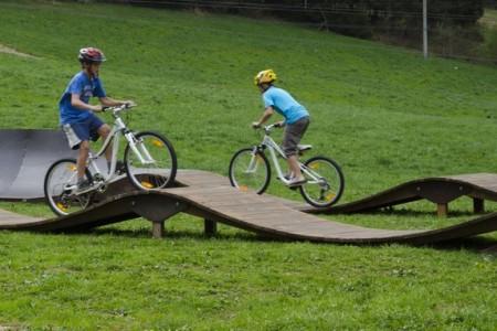 Kyčerka bikepark – valašské středisko rozšiřuje letní aktivity
