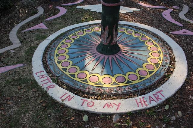 Kenny Hill Sculpture Garden, Chauvin LA