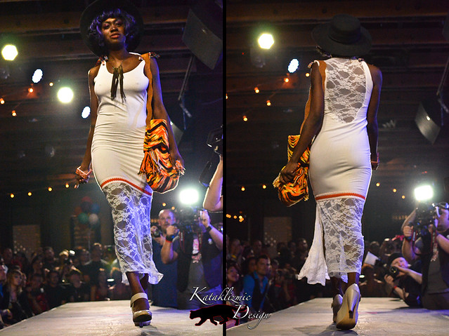 Thrift Riot - Madame Trapeze Fashion Show 05-12-12