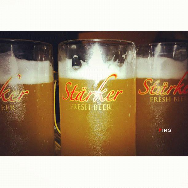 Overtime Starker Beer