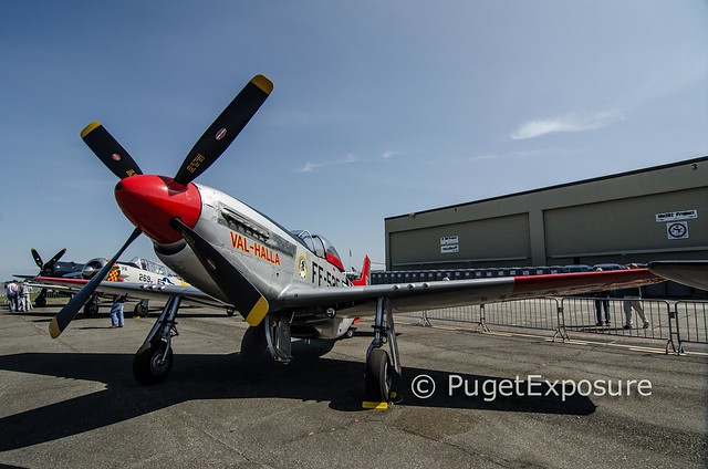 "P-51B Mustang ""Impatient Virgin"""