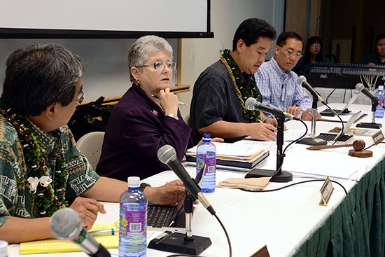 UH Board of Regents Meeting