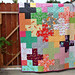 Rainbow Plus Quilt by Darci - Stitches&Scissors