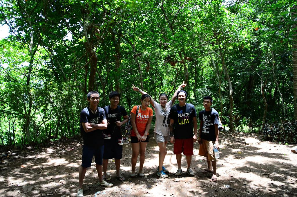 BuntotPalos Buntot Palos Falls Hidden Panguil Laguna pangil Trekking Hiking River Eco Park Ecopark waterfalls hike climb trek eel's tail eel
