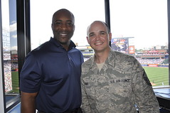 Airman returns from Afghanistan, surprises family at Braves game [Image 18 of 19]