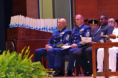 MCPOCG Leavitt attends Coast Guard Academy graduation