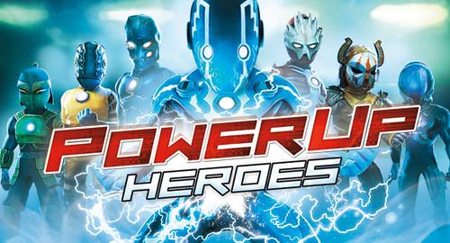 PowerUp Heroes (Xbox Kinect)