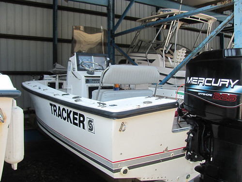 18' Sea Craft by Tracker