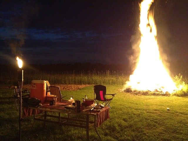 Our Bonfire