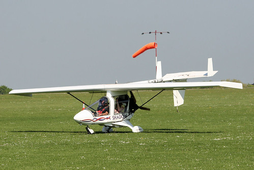 SWAG Trip Reports: 27/05/12 - Sywell Aero Expo