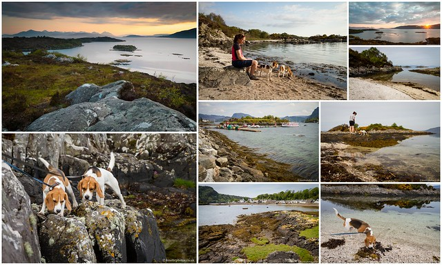 Plockton Collage
