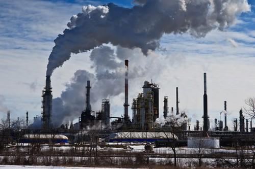 NOAA: выбросы парниковых газов достигли