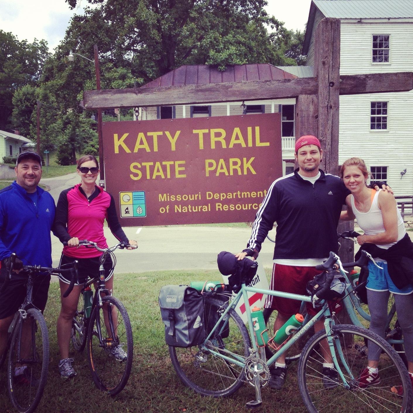 Katy Trail 2012