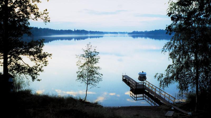 Källundasjön, Kärda, Småland