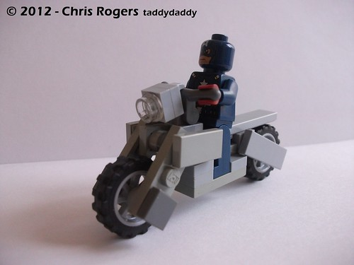 Lego Captain America Bike 5